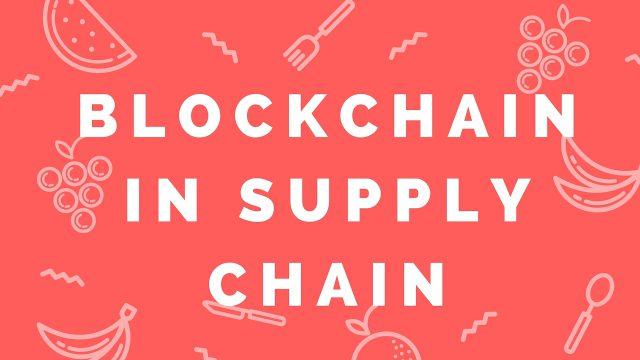 Blockchain na cadeia de suprimentos: vale a pena fazer a integração?